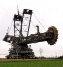 Bagger 288 bucket wheel excavator