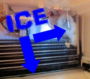 Fix Whirlpool Maytag Fridge Ice Buildup Netscraps
