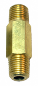 "1/4"" MPT regulator coupler LHT"