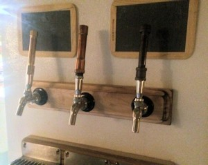 Kegerator Beer Taps