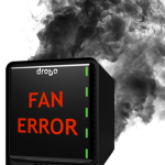Drobo5N fan replacement