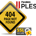Plesk Apache 404 File Does Not Exist errors